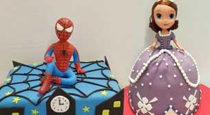 Prenses Sofia ve Örümcek Adam