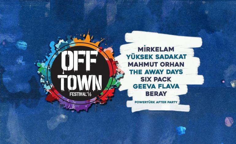 Offtown Festival'16