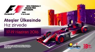 2016 F1 Grand Prix of Europe, Baku