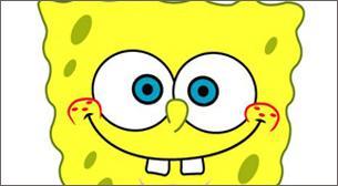Masterpiece Kids - Sponge Bob