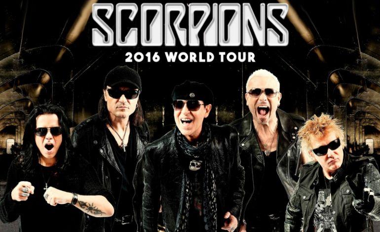 Scorpions - 50. Yıl Festivali