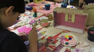 5-7 Yaş Hayallerle Dolu Küçük Evler