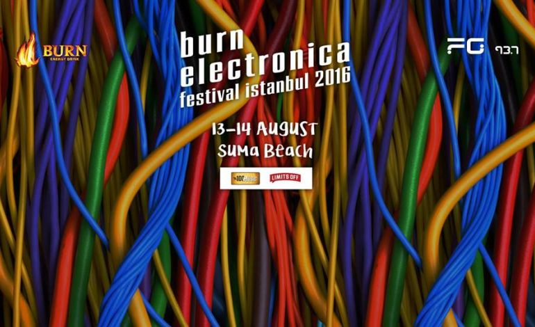 Burn Electronica Festival Istanbul