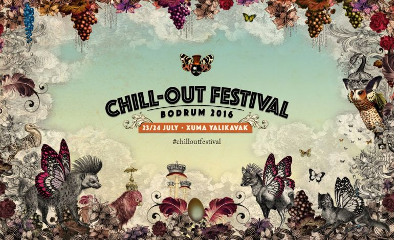 Chill - Out Festival Bodrum 2016