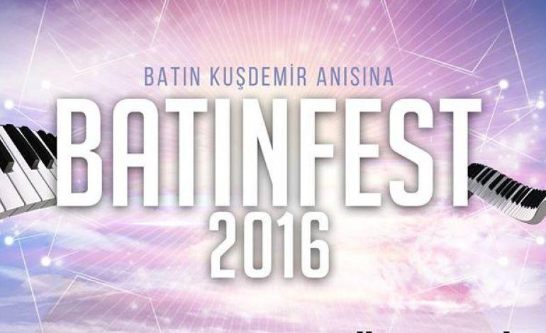 Kuşadası BatınFest 16