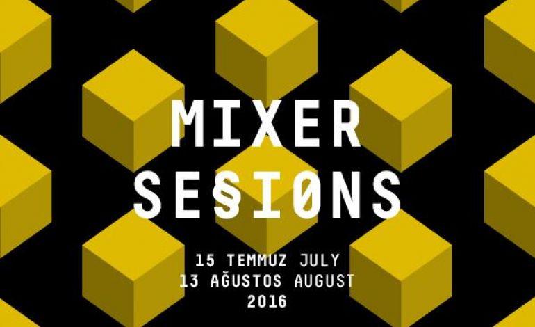 Mixer Sessions I