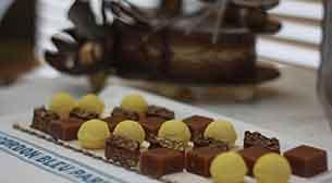 Çikolata Yapım Teknikleri