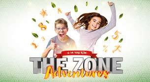 The Zone Adventures Yaz Okulu 2 Ha