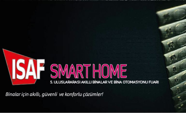 ISAF Smart Home Fuarı