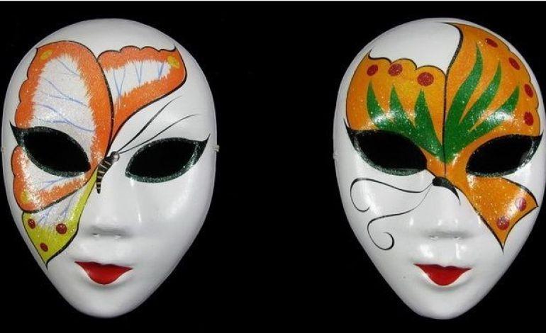 Kolay Maske Boyama Gazetesujin