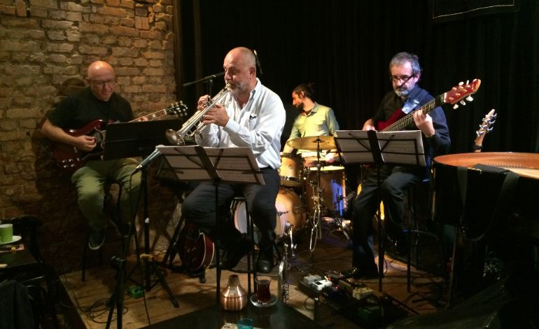 Modal Jazz Quartet