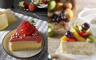 Özsüt'ten Ağustos Ayına Özel Lezzet: Meyveli & Dondurmalı Pasta