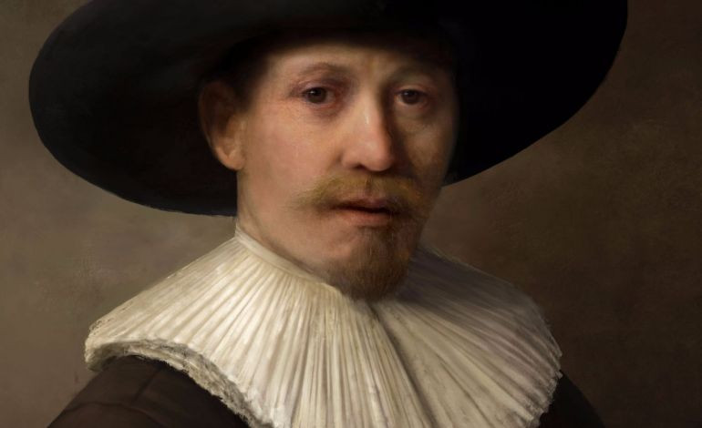 Rembrandt, Ölümünden 347 Yıl Sonra