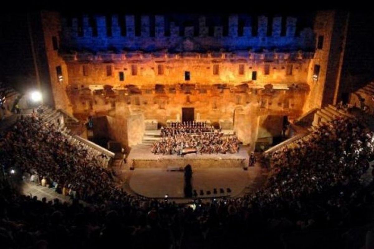 Aspendos Antik Kenti Etkinlikleri : Aspendos antik kenti antalya gezilecek yerler