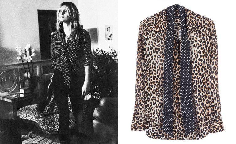Kate Moss Equipment Kapsül Koleksiyonu Beymen'lerde…