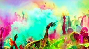 Color Sky 5K Eskişehir Renkli Koşu