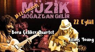 Reinis Young & Bora Çeliker Quartet