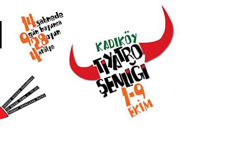 Kadıköy'de Tiyatro Şenliği Var!