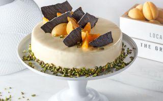 Özsüt'ten Sonbahara Lezzetli Başlangıç: Kayısılı & Fıstıklı Pasta