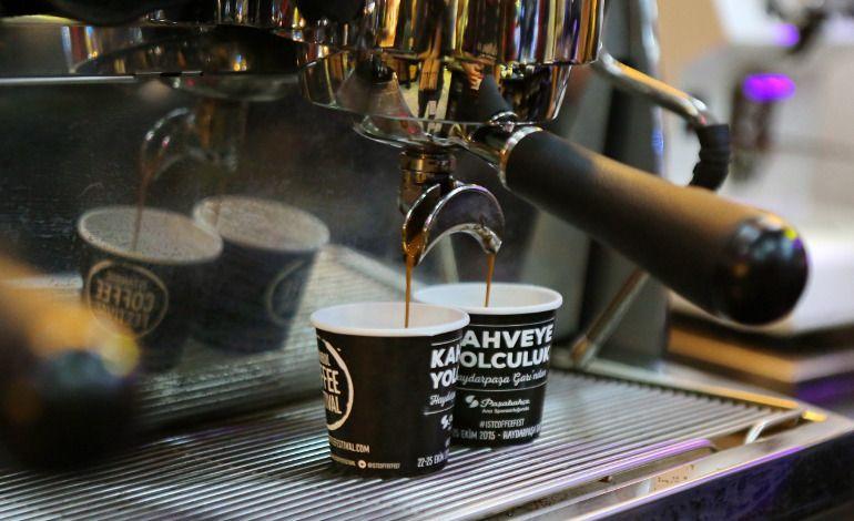Şehrin Kahve Keyfi İstanbul Coffee Festival Biletleri Satışta
