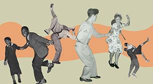 Akbank Caz Fest:Lindy Hoppers Swing