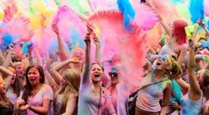 Color Fest Renk Cümbüşü Renkli Toz
