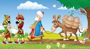 Nasreddin Hoca ve Karagöz'den Hikay