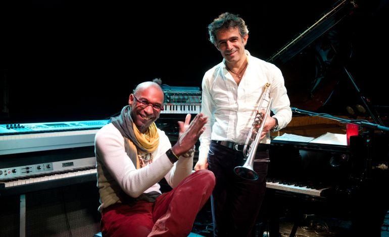 Akbank Caz:Paolo Fresu&Omar Sosa