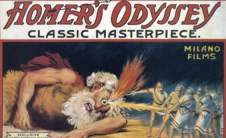 L'Odissea - Homeros'un Büyük Destanı 1911