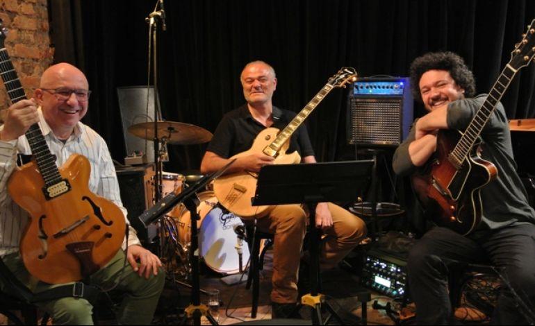 Önder Focan, Çağlayan Yıldız ve Cem Tuncer Trio