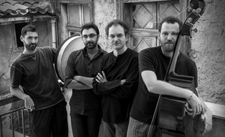 Sokratis Sinopoulos Quartet