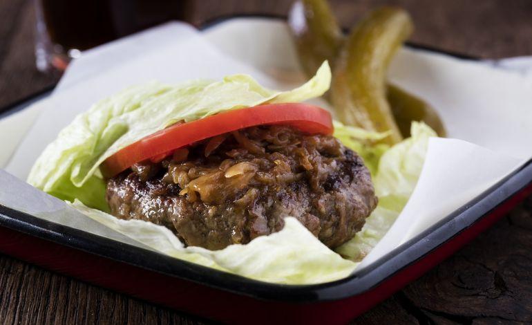 Glüten Hassasiyeti Olanlara Özel Burger: Burgerlab No Bread