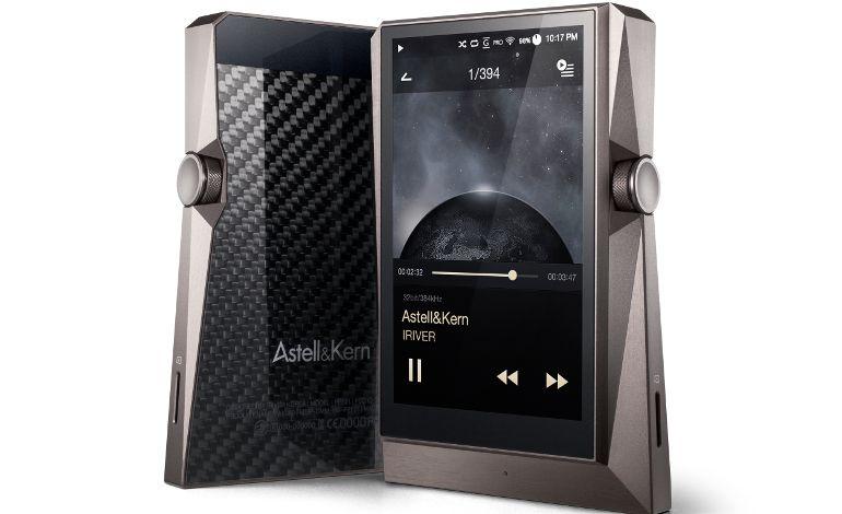 Taşınabilir Hi-Fi Astell&Kern Türkiye'de