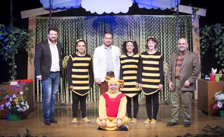 Bal Arıları ve Hınzır Ayı