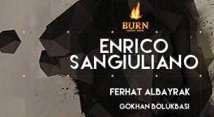 Burn Energy Drink presents: Enrico