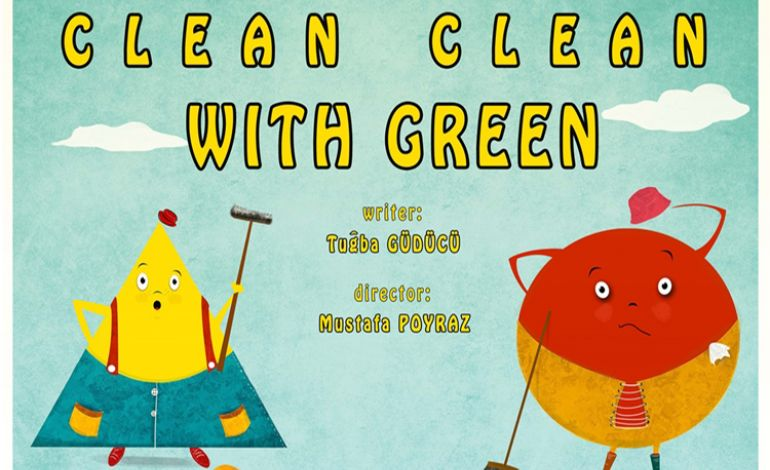 Clean Clean With Green (ingilizce)
