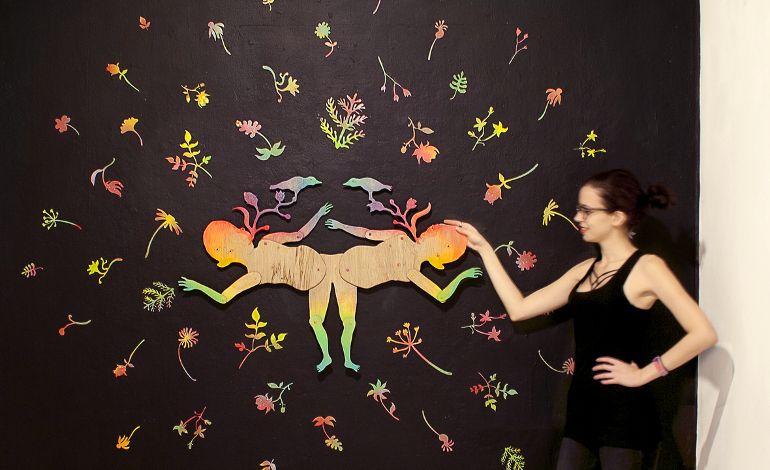 Meltem Şahin'in 'Negative Pleasure' Başlıklı İlk Kişisel Sergisi
