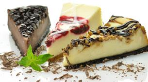 Pınar Labne Şaheser Cheesecake'ler
