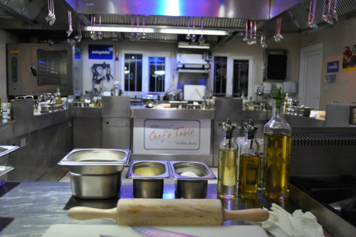 Chef's Table Mutfak Akademisi