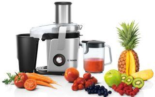 Bosch MES4010 ile Yeni Yıla Sağlıklı Girin
