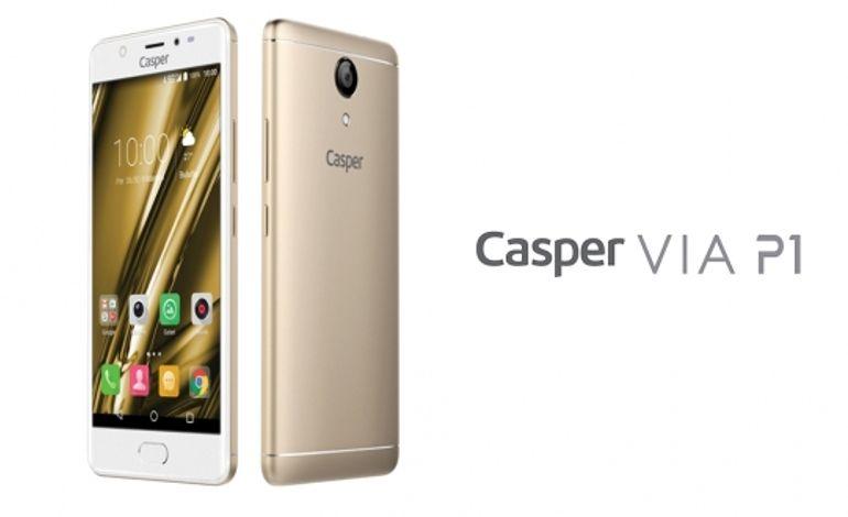 Casper'dan Yepyeni Bir Premium Akıllı Telefon Daha