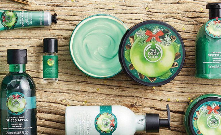 The Body Shop ile Doğanın Kalbinden Yeni Yıl Kokan Bakımlar