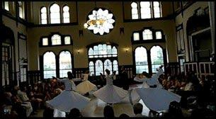İstanbul 743. Şeb-i Arus Töreni