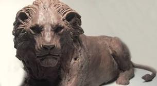 Masterpiece Heykel - Aslan