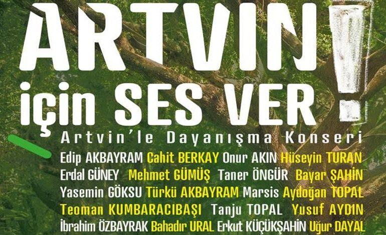 Artvin için Ses Ver! - İPTAL