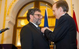 İKSV Genel Müdürü Görgün Taner'e Fransa'dan Ödül