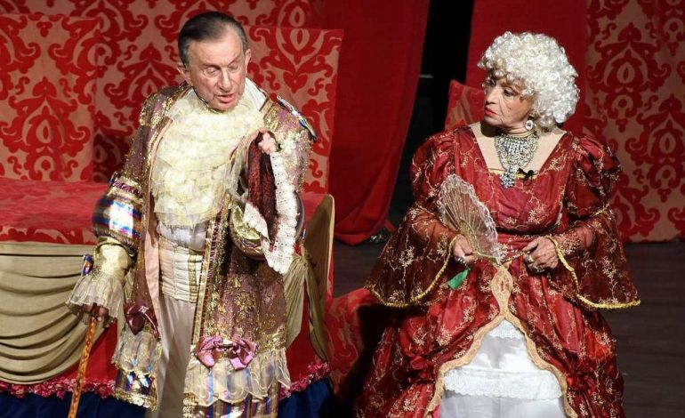 Tiyatroda yarım asır – Haldun Dormen & Göksel Kortay