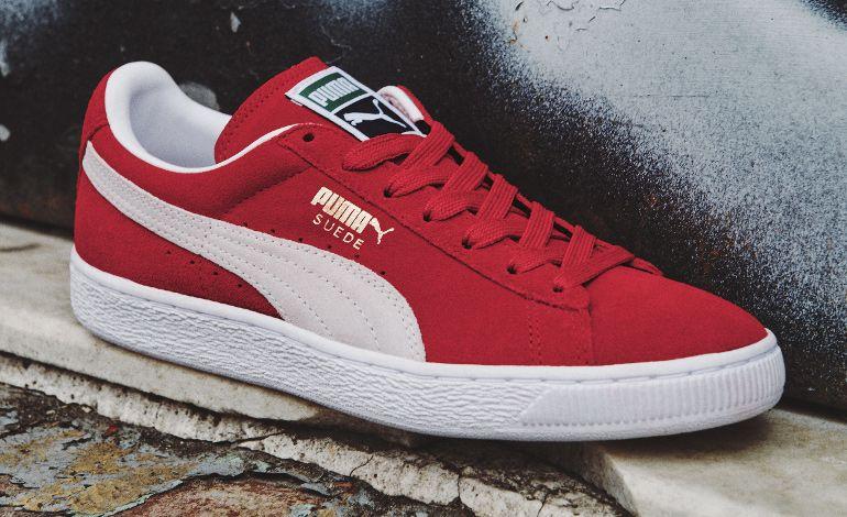 Puma'nın Efsane Sneaker Modeli: Suede