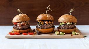Mini Gurme Burger 9 - 12 Yaş
