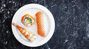 MSA- Sushi-Glütensiz